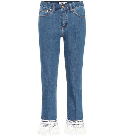 Connor cropped jeans