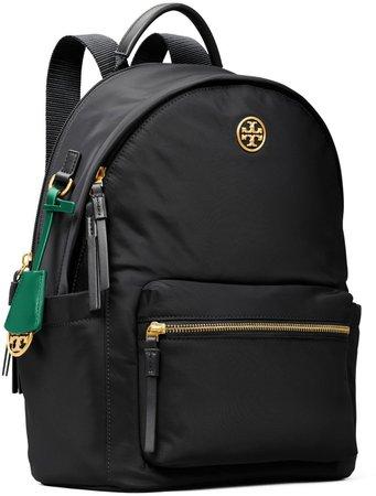 Piper Nylon Zip Backpack