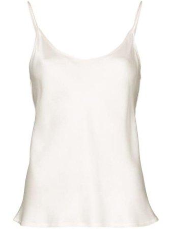 La Perla silk-satin Camisole - Farfetch