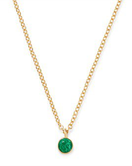 Emerald Necklace - Bloomingdale's