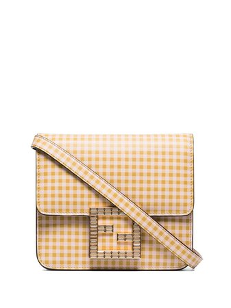 Fendi Fendi Fab Crossbody Bag - Farfetch