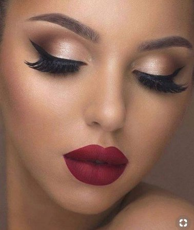 35 Big day Party Makeup Women Ideas | Brunette makeup, Prom makeup looks, Party makeup looks