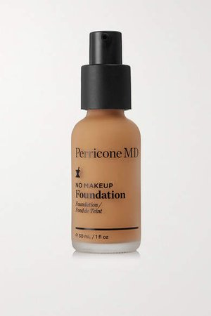 No Makeup Foundation Broad Spectrum Spf20 - Tan, 30ml