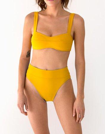 GALAMAAR® Lou Bandeau Bikini Top