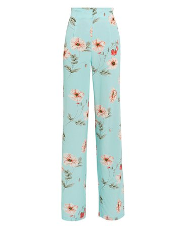 Austen Floral Pants