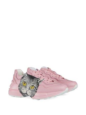 Gucci Rhyton Sneakers - Farfetch