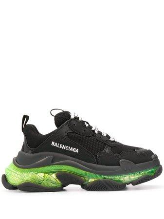 Balenciaga Baskets Triple S Sneakers - Farfetch