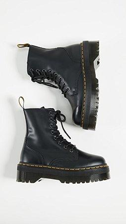 Dr. Martens Jadon 8 Eye Boots | SHOPBOP