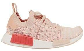 Nmd_r1 Rubber-trimmed Primeknit Sneakers