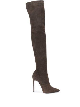 Le Silla Eva stretch boots - FARFETCH