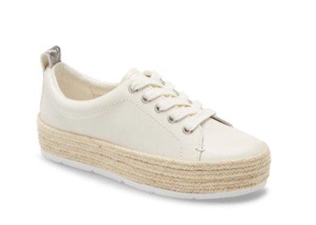 Nordstrom- Treasure and Bond Payge Platform Espadrille Sneaker