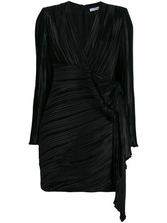 Givenchy, pleated mini dress