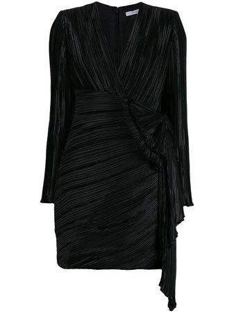Givenchy, pleated mini dress