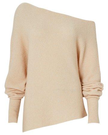 Virginia Off-The-Shoulder Sweater