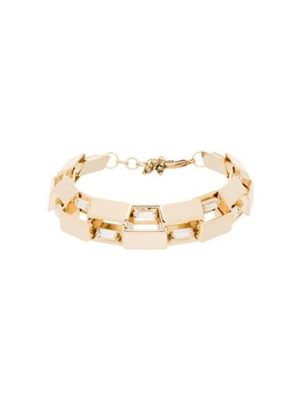 Rosantica gold-tone square-link Necklace - Farfetch