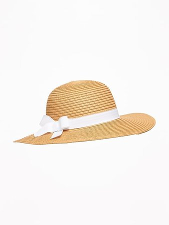 Straw Sun Hat for Baby | Old Navy