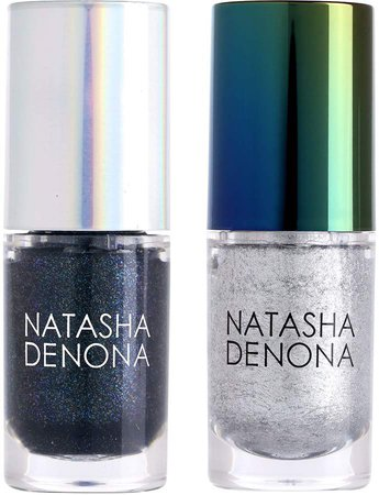 Natasha Denona - Chroma Crystal Liquid Eyeshadow Mini Set