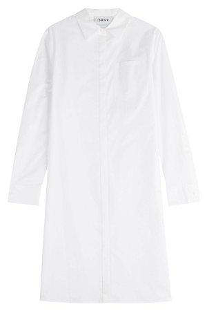Cotton Shirt Dress Gr. L