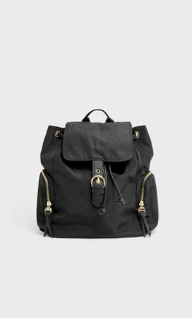 Backpack with pockets - Women's Just in | Stradivarius United States