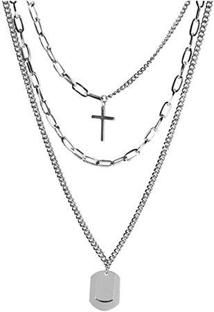 JYH Layered Punk Necklace