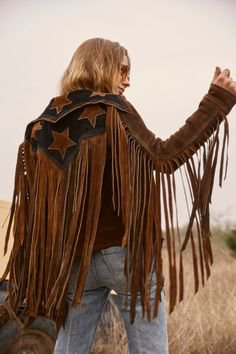 cowboy jacket with stars