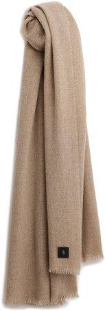 Riley Cashmere & Wool Scarf