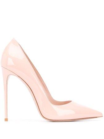 Le Silla Pointed Toe 1200mm Heel Pumps - Farfetch