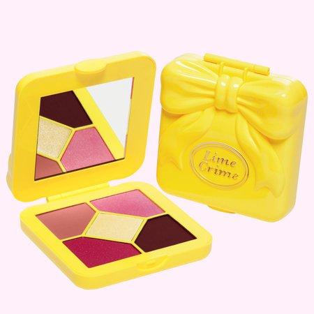 Pocket Candy Pink Lemonade Lime Crime Palette