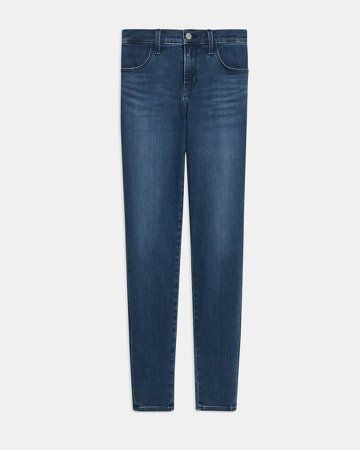 Sophia Mid-Rise Super Skinny Jean in Limitless Stretch Denim