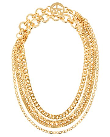 Ben-Amun Multi Layer Chain Necklace | INTERMIX®