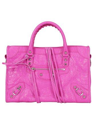 Classic City Small Handbag