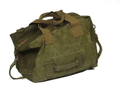green canvas bag filler png