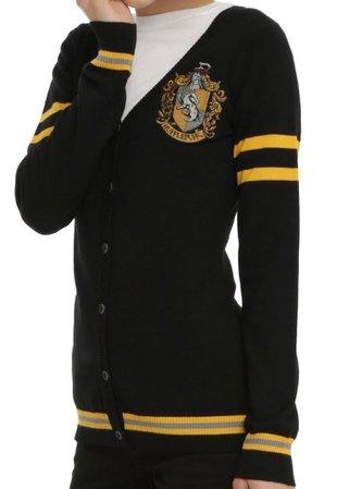 Harry Potter - Hufflepuff - Cardigan – Undo Entertainment Ltd.
