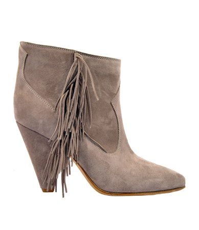 Buttero Buttero Fringed Ankle Boots