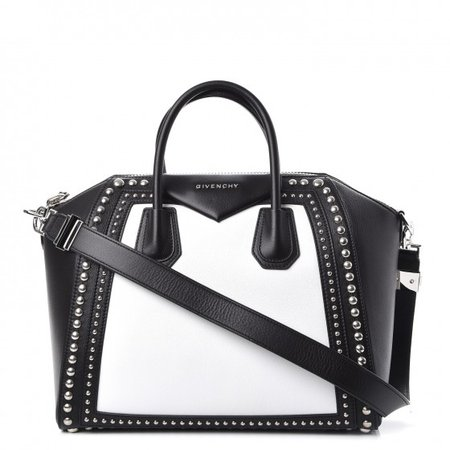 Black and white Givenchy bag