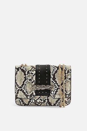 Marissa Crocodile Mini Bag - Bags & Purses - Bags & Accessories - Topshop