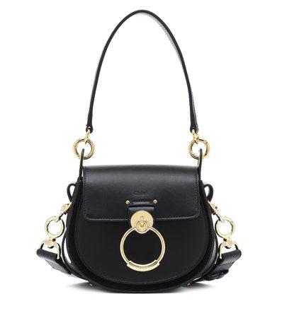 Chloé - Tess Small leather shoulder bag   Mytheresa