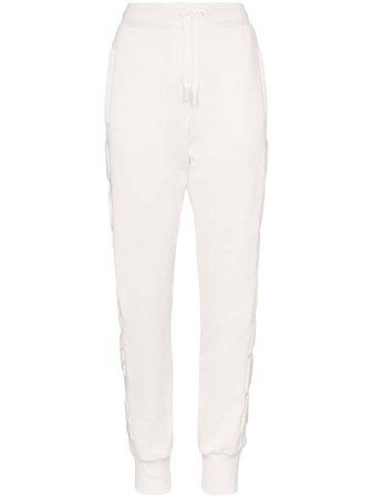 Dolce & Gabbana Logo-Embossed Cotton Track Pants Ss20 | Farfetch.com