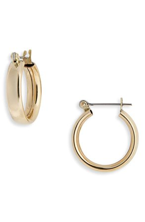 Laura Lombardi Mini Band Hoop Earrings | Nordstrom