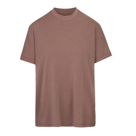 Boyfriend T-Shirt - UMBER   SKIMS