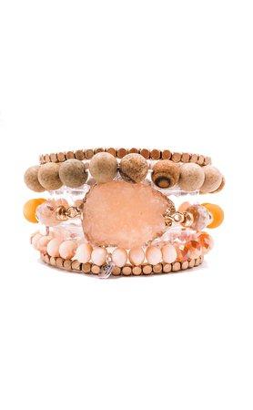 fall set bracelets