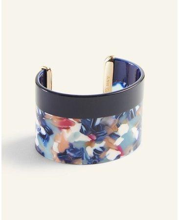 Acetate Cuff Bracelet | Ann Taylor