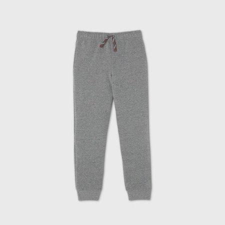 Boys' Fleece Jogger Sweatpants - Cat & Jack™ : Target