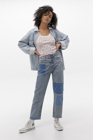BDG Pax Patched Straight Leg Jeans 75.00 €