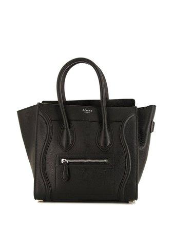 Céline Pre-Owned Micro Tote Bag - Farfetch