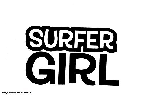 Surfer Girl Text