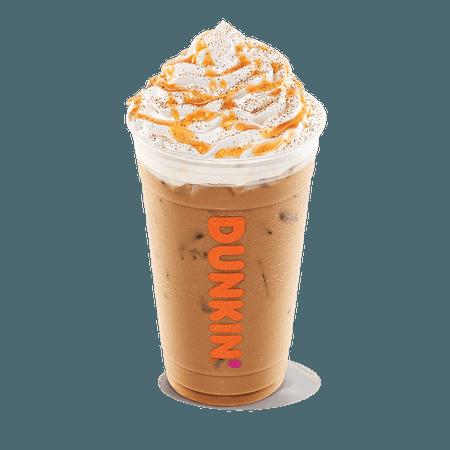 Iced Signature Latte | Delicious Espresso & Milk | Dunkin'®