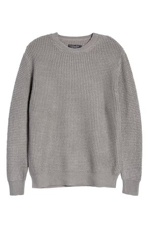Liverpool Shaker Stitch Crewneck Sweater | Nordstrom