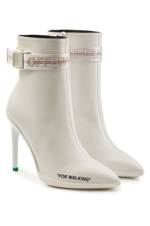 For Walking Leather Ankle Boots Gr. EU 37
