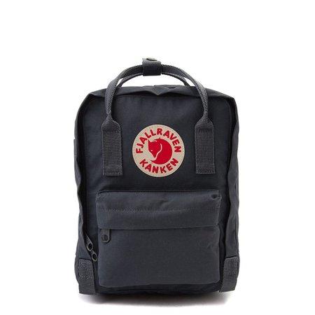 Fjallraven Kanken Mini Backpack - Graphite | Journeys